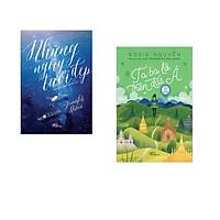 Combo 2 cuốn sách: Những ngày tươi đẹp  + Ta ba lô trên đất Á