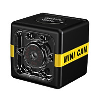 Mini Security Camera Small 1080P Cam with Night Vision and Motion Detection for Video Redording Indoor Nanny