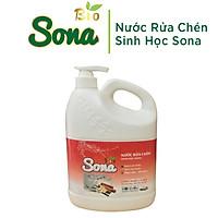 Nước Rửa Chén SoNa Hương Quế 1,6kg
