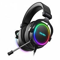 Tai Nghe Gaming DareU EH925 - Âm thanh 7.1 Led RGB - Hàng Chính Hãng (Tặng kèm tai nghe điện thoại)