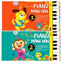 Combo 2 cuốn Tuyển Tập Tiểu Phẩm Piano Măng Non