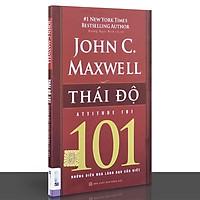 Sách - 101 những điều nhà lãnh đạo cần biết - Thái độ
