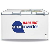 TỦ ĐÔNG MÁT DARLING INVERTER 370 LÍT DMF-3699WSI-2 ĐỒNG (R134A) - hàng chính hãng