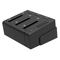 Dock ổ cứng clone 1 ra 2 USB3.0 6638US3-C