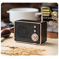 Loa Bluetooth Nghe Nhạc Mini Hình Đài Cátxet Cổ Điển M-10