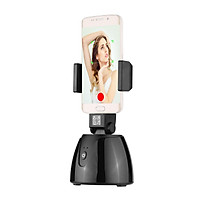 Smartphone 360° Smart Tracking Selfie Stick Holder 37° Tilt Object Tracking Face Tracking Phone Control with Integrated