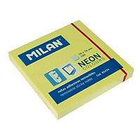 Bộ 2 Milan Giấy Note Vàng 76X76Mm. 100 Tờ 85434