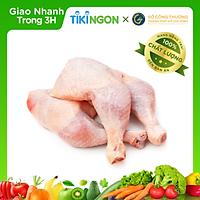 [Chỉ giao HCM] - Đùi Gà góc tư NKP Đông Lạnh (1kg) - được bán bởi TikiNGON - Giao nhanh 3H