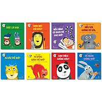 Combo 8 Quyển - Những Đứa Trẻ Tò Mò - Wondrous Children