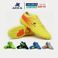 Giày đá bóng nam giày chính hãng AKKA CONTROL 2 TF