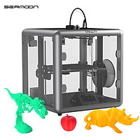 Creality Sermoon D1 High Precision Enclosed 3D Printer Machine Silent Mainboard 4.3 Inch Color Touchscreen Support