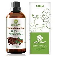 Tinh dầu Cà Phê (Coffee) 100ml Mộc Mây - tinh dầu thiên nhiên nguyên chất 100% - chất lượng và mùi hương vượt trội