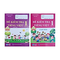 Combo Sách - Đề kiểm tra Tiếng Việt 1 học kì I + II ( Cánh Diều )
