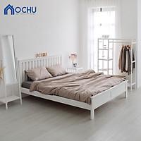 Bộ Giường Ngủ OCHU Gunpo Set Combo - White