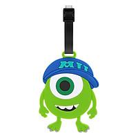 Tag Hành Lý - Luggage tag Mike Wazowski (Monster Inc)