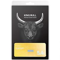 Miếng Dán Cường Lực Mờ Mipow Kingbull ANTI-GLARE PREMIUM HD (2.7D) Dành Cho Iphone 12 Mini / Iphone 12/ Iphone 12 Pro/ Iphone 12 Promax - Iphone 12/ iPhone 12 Pro - Hàng Chính Hãng