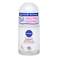 Lăn Ngăn Mùi Nivea Pear and Beauty 83735 (50ml)
