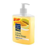 Nước rửa tay Aquavera dưỡng chất Xoài và Dưa gang