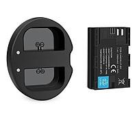 Combo 2 pin 1 sạc đô LP-E6
