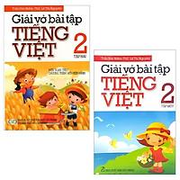 Combo Giải Vở Bài Tập Tiếng Việt 2: Tập 1 Và 2 (Bộ 2 Tập)