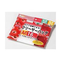 Set 16 túi zip đựng thực phẩm size M