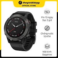 Đồng hồ Garmin Fenix 6 Series 47mm - Hàng Chính Hãng