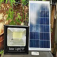 Đèn pha năng lượng mặt trời Solar Light 200W