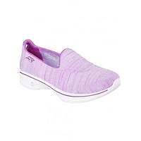Giày nữ Skechers 14149-GO WALK 4   SATISFY-PUR