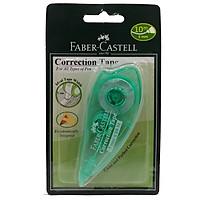 Bút Xóa Dạng Tape Gn 510 - Faber-Castell 169400 - Màu Xanh