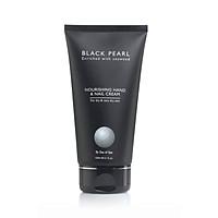 Kem dưỡng da tay và móng Black Pearl - Nourishing Hand & Nail Cream - Có Nguồn Gốc Từ Biển Chết - Xuất Xứ Israel - Làm Cho Làn Da Mềm Mại, Mịn Màng