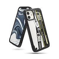 Ốp lưng iPhone 12 Mini RINGKE Fusion X Design - Hàng Chính Hãng