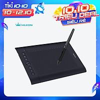 Bảng vẽ cảm ứng HUION H610 PRO V2 thế hệ mới bút không pin - Hàng chính hãng