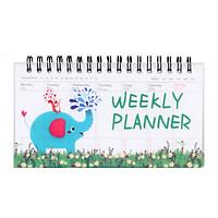 Sổ kế hoạch tuần Valentine tình nhân (Weekly Planner)