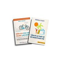 Bộ 2 Cuốn: Niềm Vui Của Việc Ngừng Lao Động + Tiền Và Sự Thật Về Kế Hoạch Hưu Trí