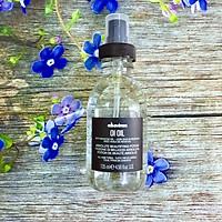 Tinh dầu Davines OI OIL dưỡng tóc hoàn mỹ Ý 135ml
