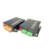 Bộ chuyển đổi RS232/RS422/RS485 sang quang Ho-link  HL-RS485/422/232 ( 2 thiết bị ) - Hàng Chính Hãng