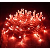 Dây đèn Led nhấp nháy trang trí 10M - 220V chống nước [Tặng móc dán tường treo đèn]