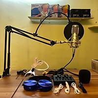 Mic thu âm bm900 v8