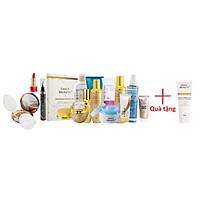 Combo FULL mỹ phẩm Daily Beauty Re:Excell Hàn Quốc chăm sóc toàn diện cho da dầu đủ bước: làm sạch chuyên sâu, dưỡng chuyên sâu, trang điểm + quà tặng đặc biệt