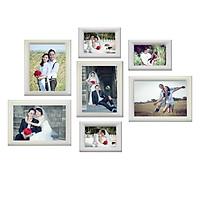 Combo 7 khung hình trang trí MS02