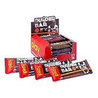 Hộp 12 Thanh Protein Builder PLAY - Mixed Box - Giao vị ngẫu nhiên