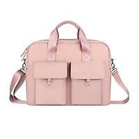 Túi đựng laptop, cặp laptop chống sốc 13- 14 -15.6 inch chống thấm nước, lót nhung + mút bảo vệ máy tối đa