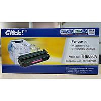 Hộp mực in vi tính Click dành cho HP CF280A - Hàng Chính Hãng