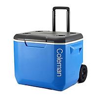 Thùng Giữ Nhiệt Coleman tay kéo 3000005155 (5883)- 57L - Xám 60 QT Wheeled Cooler (Grey)
