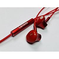 Tai nghe dây có mic Lenovo HF140 jack 3,5 Dùng Cho Máy Tính Điện Thoại