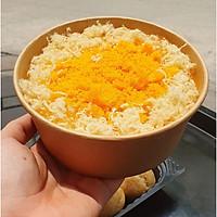 [Chỉ Giao HN] - Bánh bông Lan Trứng Muối Mix Phomai Tròn nhỏ