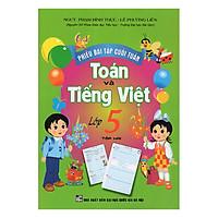Phiếu Bài Tập Cuối Tuần Toán Và Tiếng Việt Lớp 5 (Tập 2)