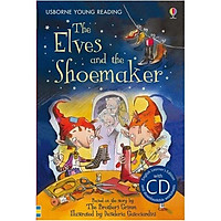 Usborne The Elves and the Shoemaker + CD