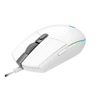 Chuột chơi game có dây LOGITECH G102 GEN2 RGB White- Hàng Chính Hãng