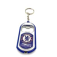 Móc Khóa Chelsea Mở Nắp Chai Có Đèn Pin